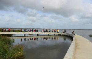 Åbning af skolestuen ved Filsø. 27. september 2018